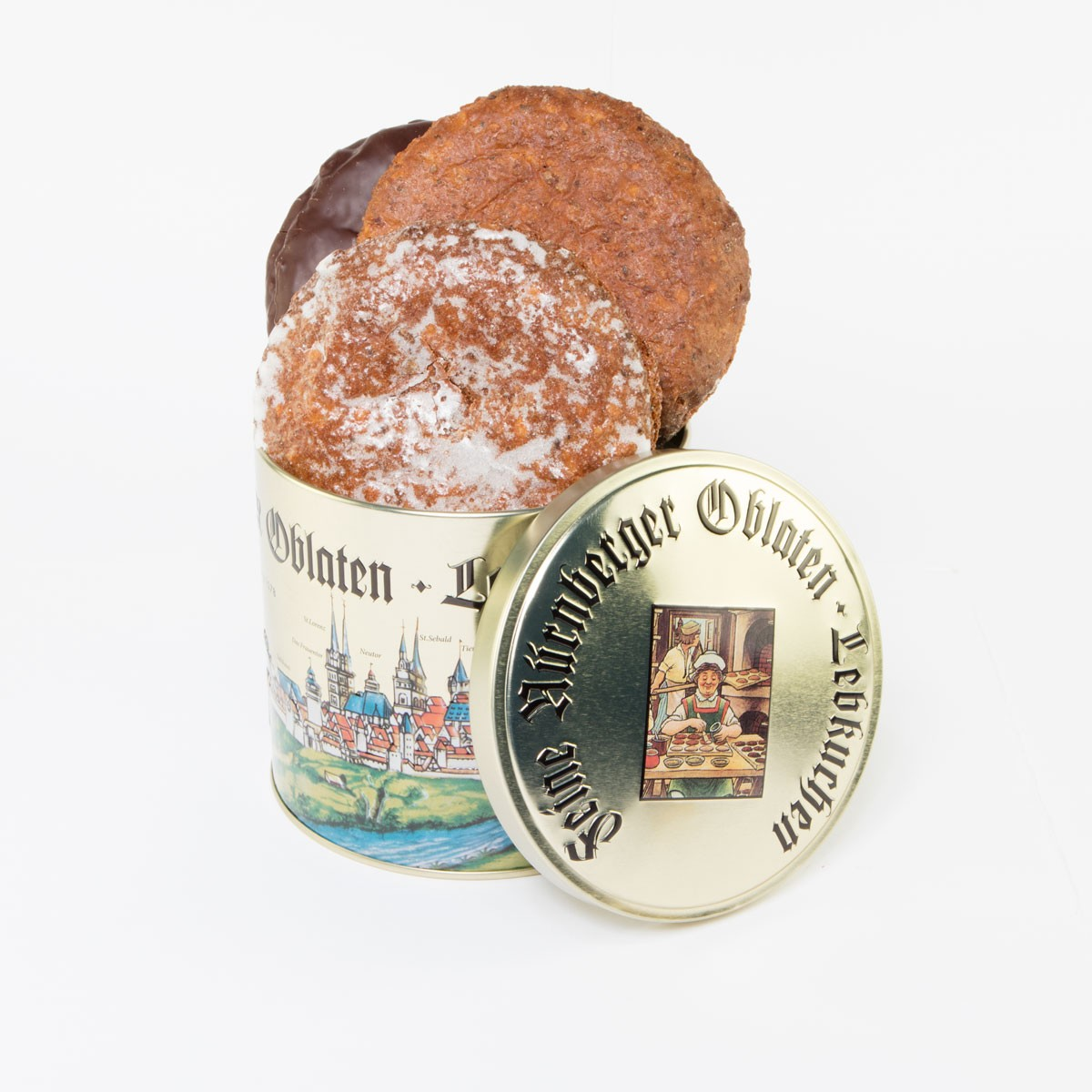Original Nürnberger Oblatenlebkuchen