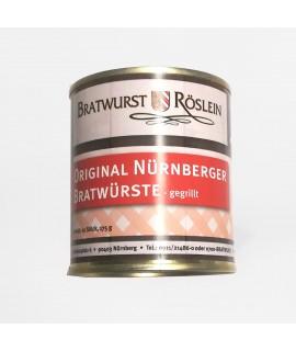 Original Nürnberger Rostbratwürste 10er Dose