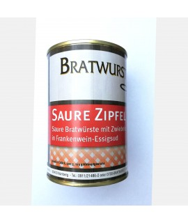 "Original Nürnberger ""Saure Zipfel"""