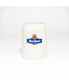 Original Tucher Steinkrug 0,5 Liter